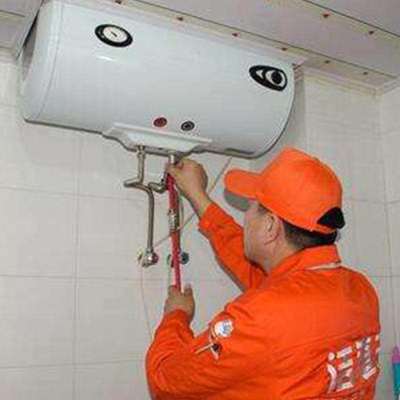 邵阳家政公司某客户热水器清洗